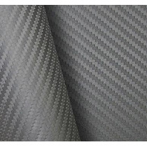 Adesivo Envelopamento Carro Moto Fibra Carbono Grafite 1mx2m