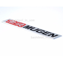 Emblema Honda Mugen Civic Crv Fit City Si Lxr Accord!