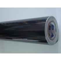 Adesivo Envelopamento Carro Moto Preto Black Piano 3mx1.22m
