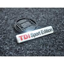 Emblema Amarok Tdi Sport Edition - Inox Alta Qualidade!!!