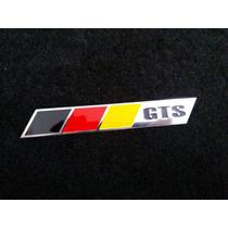 Emblema Alemanha - Gts Vw Gol Jetta Golf Fox Fusca !!!