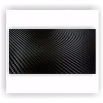 Adesivo Fibra Carbono Moldável Carro Celular Notebooks Motos