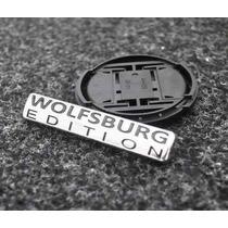 Emblema Wolfsburg Edition - Vw Jetta Bora Logus Gols !!!