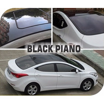 Adesivo Vinil Envelopamento Automotivo Black Piano