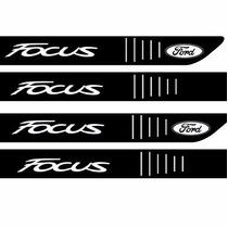 Adesivo Protetor Soleira Porta Carro Ford Focus M2 Fret Free