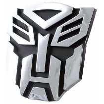 Emblema Automotivo Logo 3d Transformers Autobot