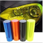 Película Adesiva Colorida P/ Lanterna E Farol Carros E Motos