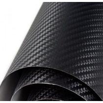 Adesivo Fibra De Carbono Para Envelopamento Automotivo 3x1 M