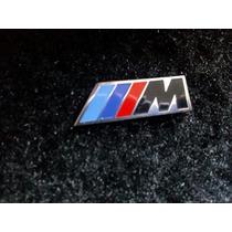 Emblema Badge Em Metal Bmw M Motorsport Alta Qualidade !!!