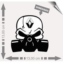 Adesivo Automotivo Química Renault.