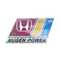 Emblema Honda Mugen Civic City Fit Crv Hrv Acessórios