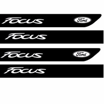 Adesivo Protetor Soleira Porta Carro Ford Focus M1 Esportivo