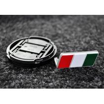 Emblema Italia Grade - Fiat Ferrari Maserati !!!