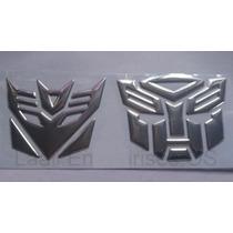 Acessório Adesivo Carro Transformers Pronta Entrega
