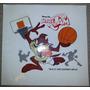 Adesivo Space Jam - Tm & 1996 Warner Bros - Taz Mania