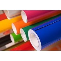 Adesivo Plotter Recorte P/ Envelopamento Geladeira E Móveis