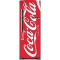Adesivo Geladeira Enjoy Coca Cola # 21 (porta Única)