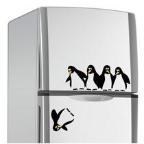 Adesivo Decorativo De Geladeira E Freezer - Vários Modelos