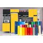 Adesivo Decorativo Geladeira Parede Móveis Colorido 1m X 1m