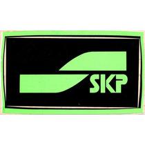 Adesivo Skp Surf E Skate - Anos 80 - 17 X 10 Muito Raro