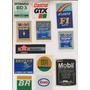 A203 - Plásticos Antigos Coleção Carros Lote Com 12 R$ 50,00