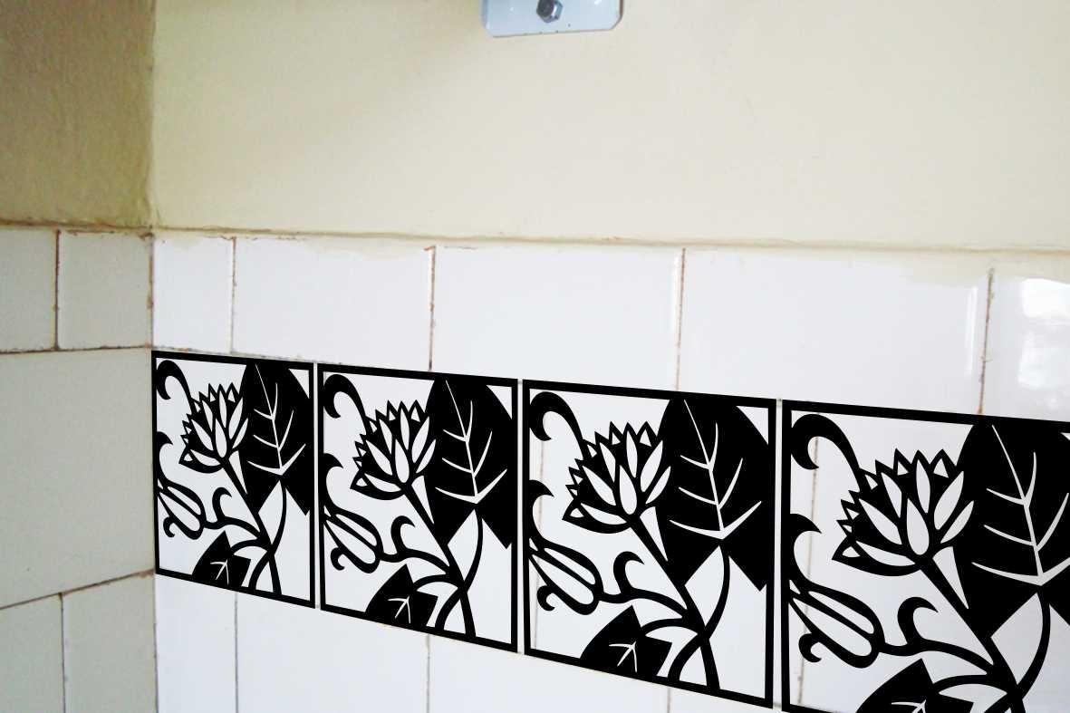 Adesivos Parede Para Cozinhas Pictures to pin on Pinterest #7F724C 1181 787