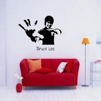 Adesivo Decorativo Parede Filmes Famosos Bruce Lee Quarto