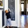 Quadro Negro Adesivo Parede - Pronta Entrega Criancas Adoram