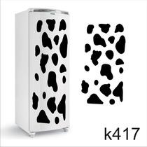 Adesivo K417 Adesivo Textura Vaca Adesivo Com Manchas