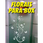 Adesivos Decorativos Para Box,frete Grátis+ Bride