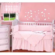 Adesivo Decorativo De Parede Bebê Infantil Berço Decoração