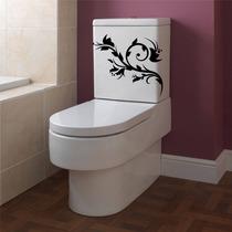 Adesivo Decorativo Parede Banheiro Box Vaso Sanitário