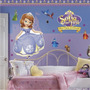 Adesivos123 Kit Adesivos De Parede Infantil Princesa Sofia