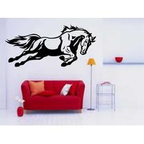 Adesivo Decorativo Parede Sala Cavalo Cowboy Rodeio Animais