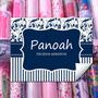 Tecido Adesivo Panoah Decorativo Parede 0,97x1 M