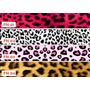 Adesivo Parede Border Faixa Quarto Onça Tigre Zebra Leopardo