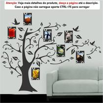 Adesivo Árvore Para Fotos Genealógica