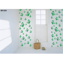 Adesivo De Parede Decorativos Kit 68 Borboletas,ambiente,box