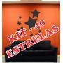 Adesivos Decorativos - Kit De Estrelas - Stick Home