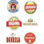 8 Rótulos Personalizados Cerveja Artesanal Em Vinil 6cmx9cm