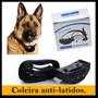 Coleira Anti Latido Choque Adestramento Cachorro Cão Cães