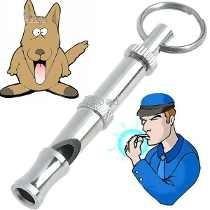 2 Apitos Ultrassônicos Adestramento Cachorros Cão Cães Pet