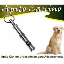 Apito Canino Ultrassônico Para Adestramento