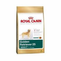 Ração Royal Canin Golden Retriever 25 - 12kg