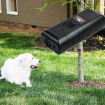 Espanta Cães - Repelente De Cão Bravo Com Led - Dog Repeller