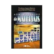 Livro Administração De Materiais E Recursos Patrimoniais