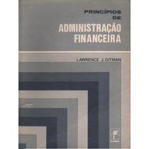 Princípios De Administração Financeira - Lawrence J Gitman