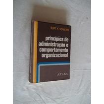 Principios De Administração E Comportamento Organizacional