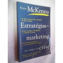 * Livro - Estratégias De Marketing Em Tempos De Crise