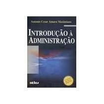 Introdução À Administração Antonio Cesar Amaru Maximiano Vsa
